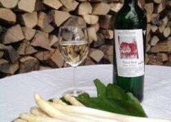 Freiburger Spargel Wein
